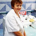Тарановская Станислава Станиславовна, медсестра по физиотерапии